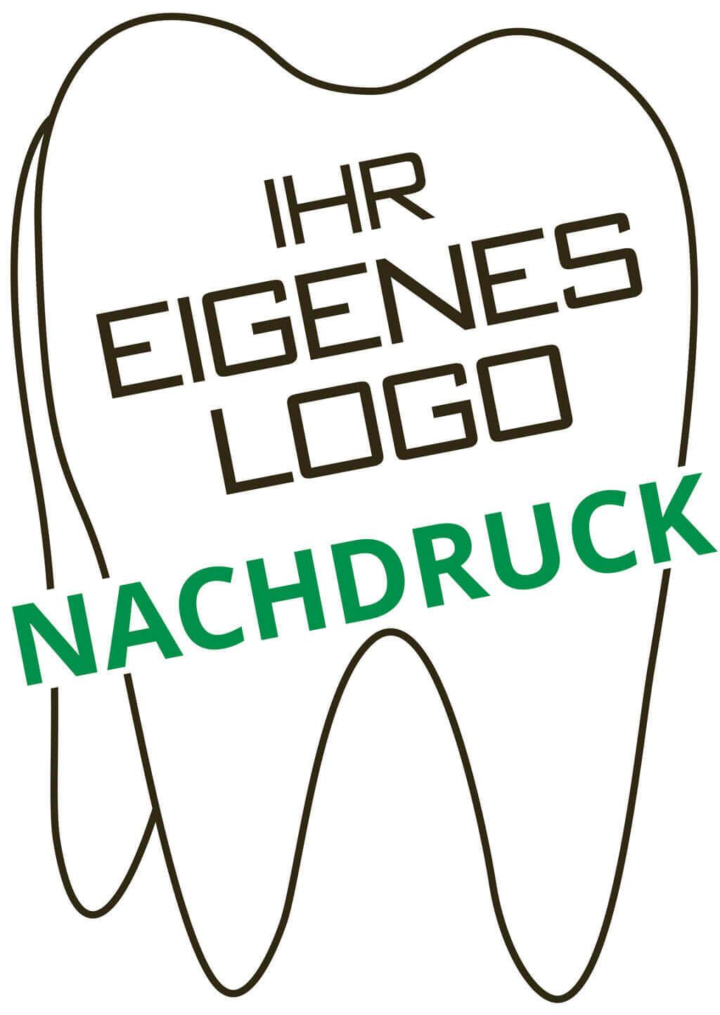Eigenes Logo - Nachdruck