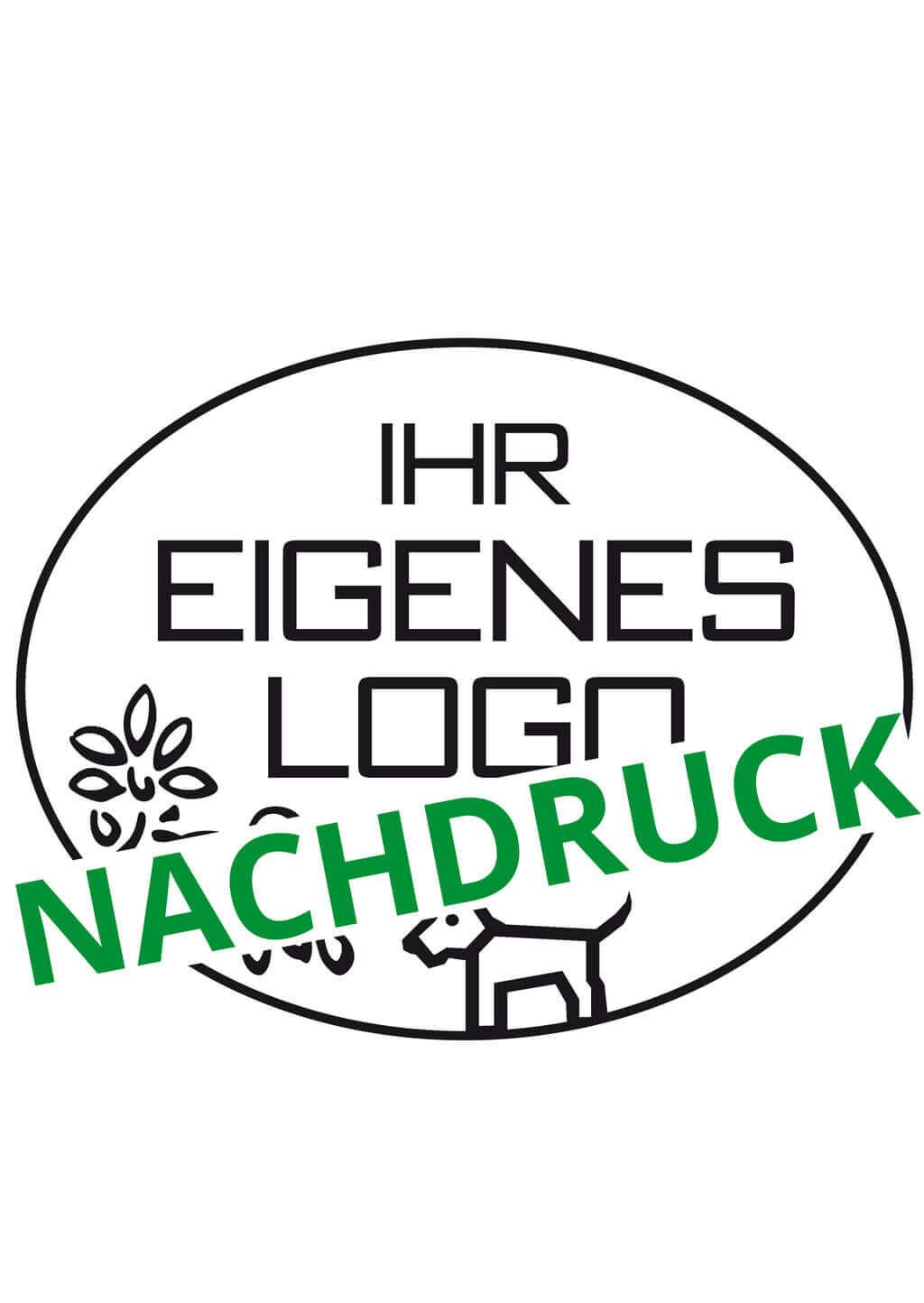 Eigenes Logo (Nachdruck)