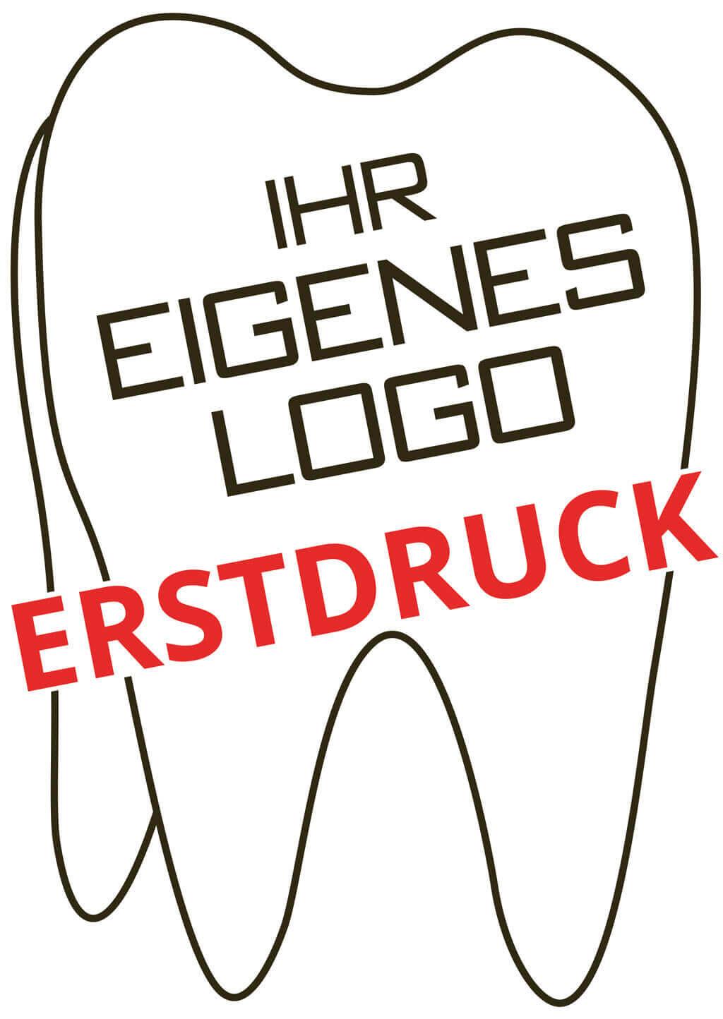 Eigenes Logo - Neudruck